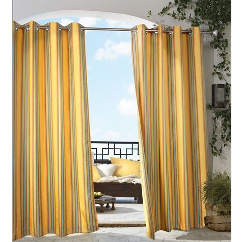 51 Best Images About Outdoor Curtain Panels And Drapes On