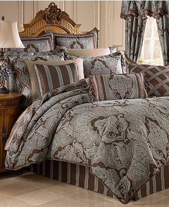 Croscill Bedding Royalton Comforter Sets Bedding
