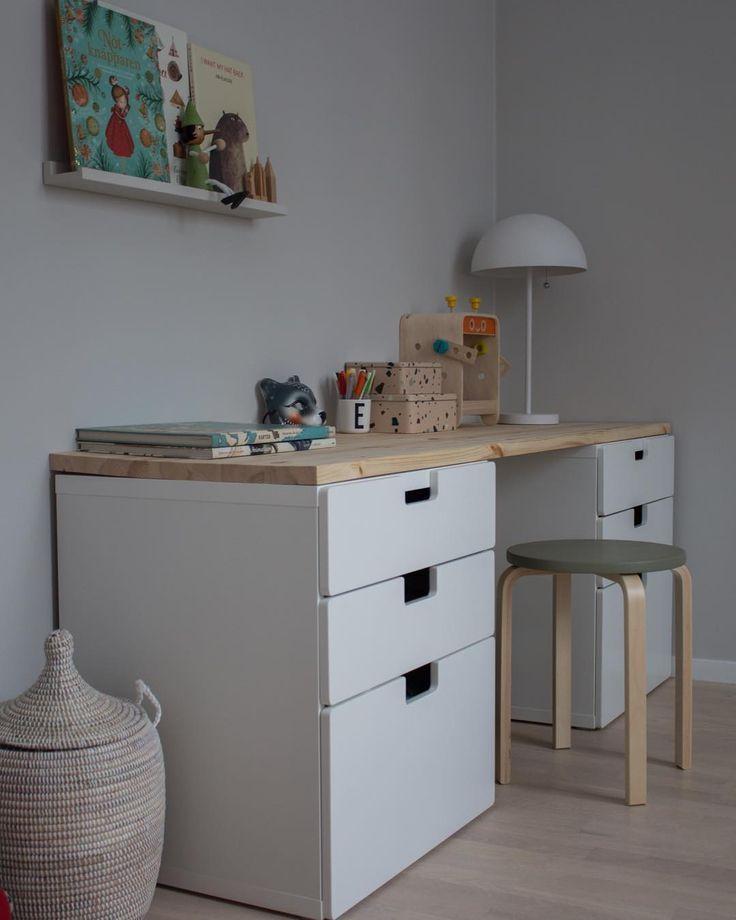 #Kinderzimmer mit Ikea-Möbeln Fotografie und Styling von Victoria Brikho Lenefo