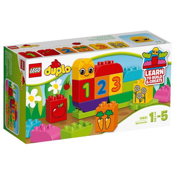 Conheça o sensacional Lego Duplo - O Meu Primeiro Caterpilar, um conjunto muito divertido, alegre e colorido que vai conquistar os pequeninos.   O Lego Duplo é ideal para bebês e crianças pequenas, pois possui peças maiores, com formatos mais arredondados e de fácil encaixe. Além disso, as peças auxiliam no desenvolvimento da coordenação motora e estimulam o aprendizado de números, cores e figuras.   Lego Duplo - O Meu Primeiro Caterpilar é um brinquedo impecável que vai proporcionar muitos…