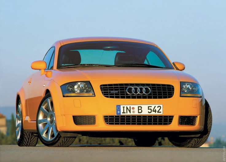 2003 Audi TT 3.2 DSG quattro
