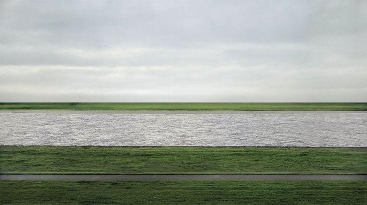 Рейн II (1999). Автор — Андреас Гурски. Цена — $4 338 500.