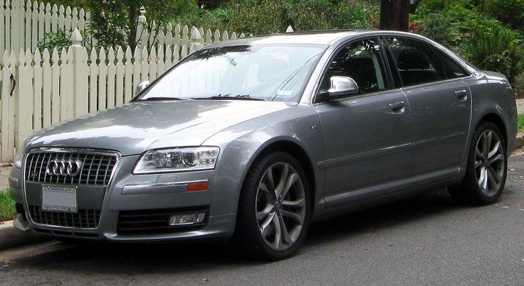 Audi S8 -- 09-24-2011 - Audi A8 - Wikipedia