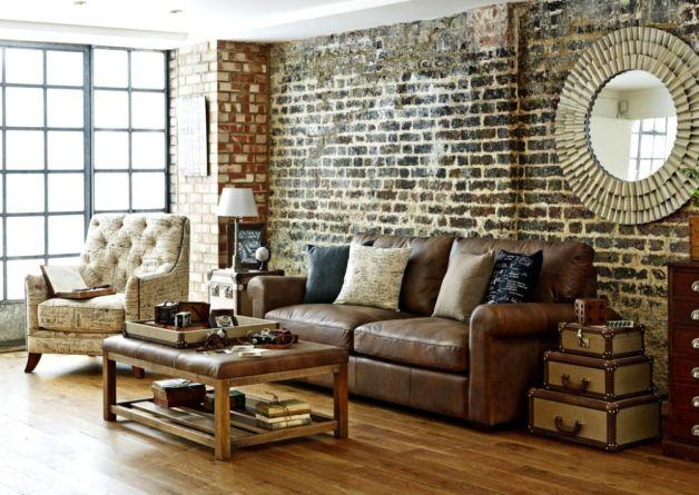home interiors en linea. Undated Handout Photo of Linea restoration range Westminster leather sofa Best 25  Anthropology home ideas on Pinterest Dead week Vanity