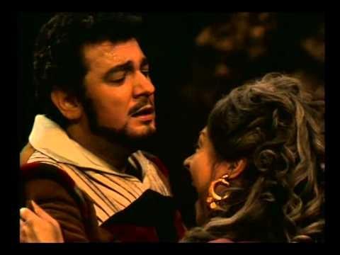 Il Trovatore with Placido Domingo and English Subtitles