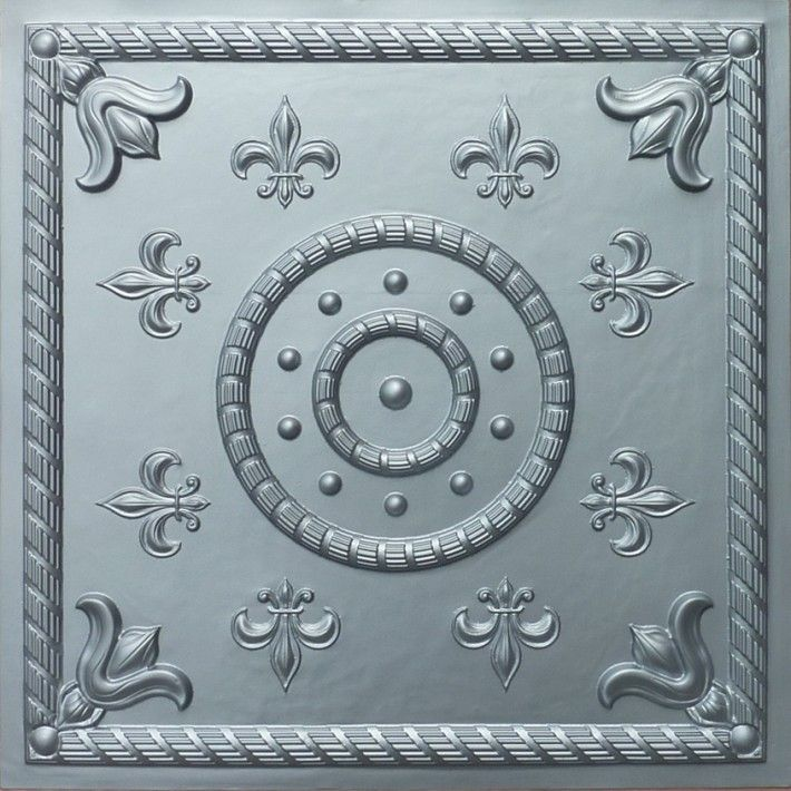 antique silver faux tin u0026 pvc decorative ceiling tile u0026 backsplash accessories and decor miami ceiling tiles by us inc