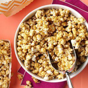 Inspired by: Orville Redenbacher's Caramel Popping Corn