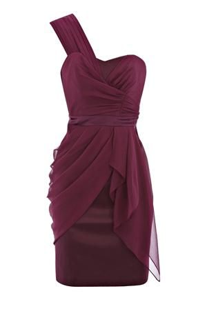 Honey, it's lucky for you to find the Karen Millen Draped One Sholder Dress Aubergine of the Karen Millen One Shoulder ,which will bring you into a wonderful Karen Millen world. Do not doubt your choice and know,