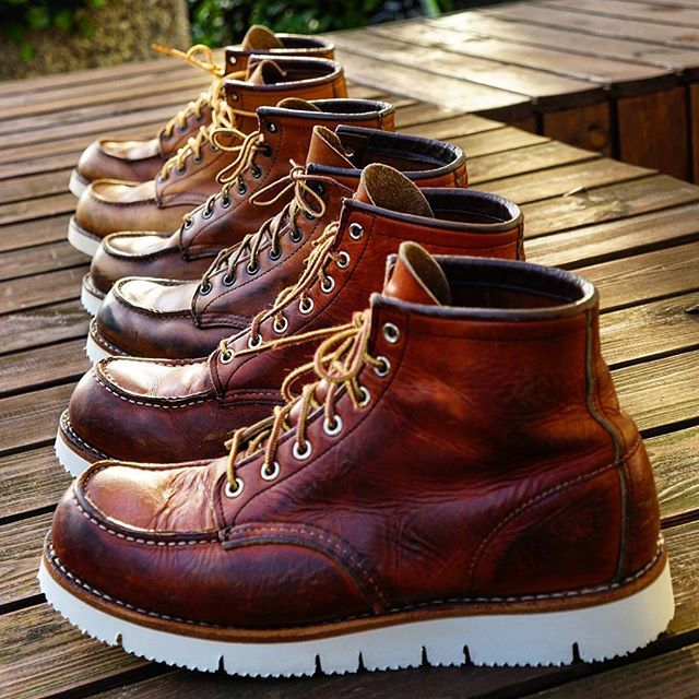 Image result for red wing boots vibram gloxi cut