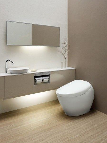 陶器製なので、水や汚れが染みにくく、掃除が簡単。独自の光触媒技術により、汚れや臭いの発生を抑える。[トイレ専用床材undefinedハイドロセラ・フロアJ全面セラミック]undefinedTOTOundefined http://www.toto.co.jp/