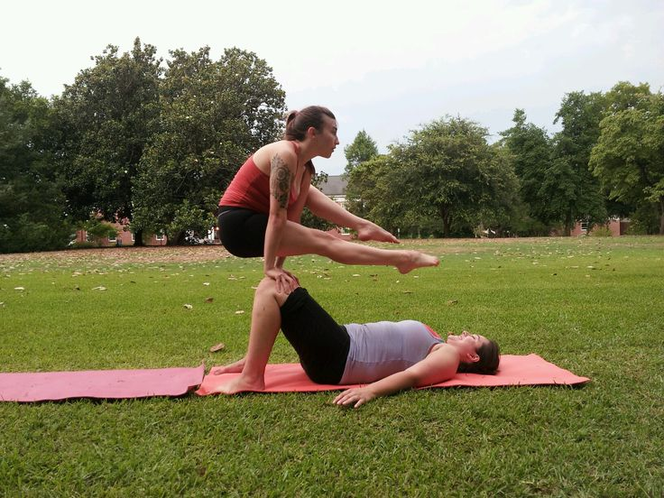 26 Best Partner Yoga Images On Couple