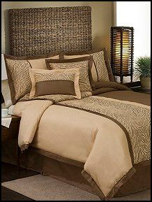 African Home Decor | Wild And Exotic, Serengeti Taupe Is Just The Right  Amount Of