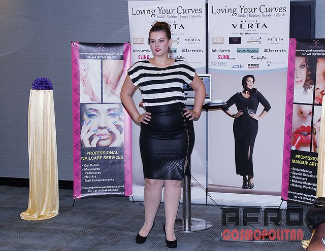 It was an event to celebrate plus size clothing and design, see some of the designers influencing fashion for the curvy woman and setting the fashion trends for this sector that was once ignored.
