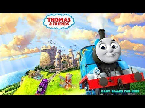 Thomas and friends  magic Tracks learning kids cartoon