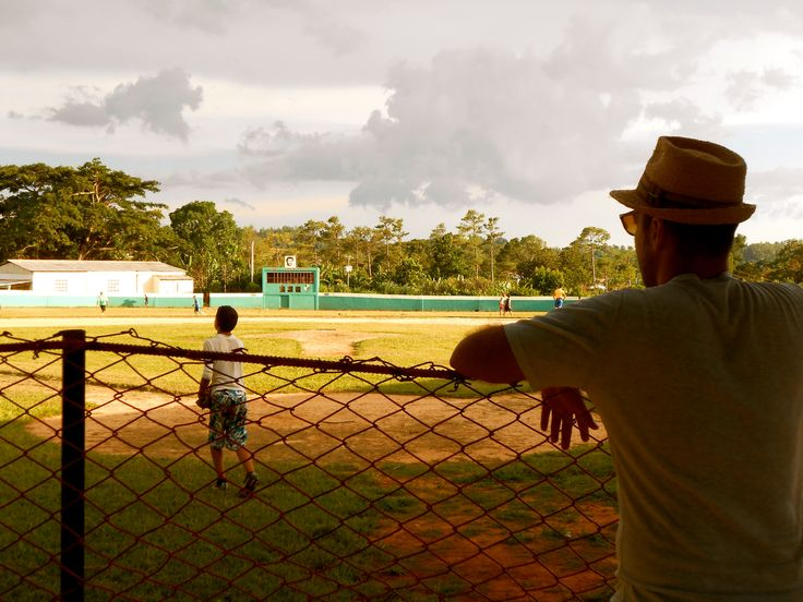 Vinales - campo da baseball