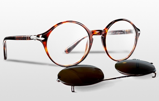 Persol CLIP-ON Shades, splendide