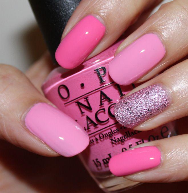 {Nails} Star Gazer Metal & Chrome Stamping pink nails: O.P.I Kiss me I'm Brazillian / Manhattan Summer Sound Nail Polish 003 Tentsetter / p2 Sand Style Nail Polish 010 adorable <a href=