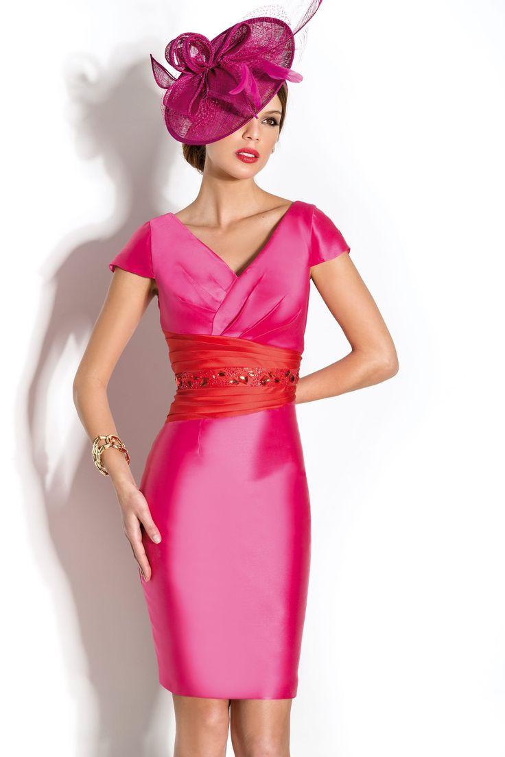 Asombroso Vestidos De Dama De West Midlands Componente - Colección ...