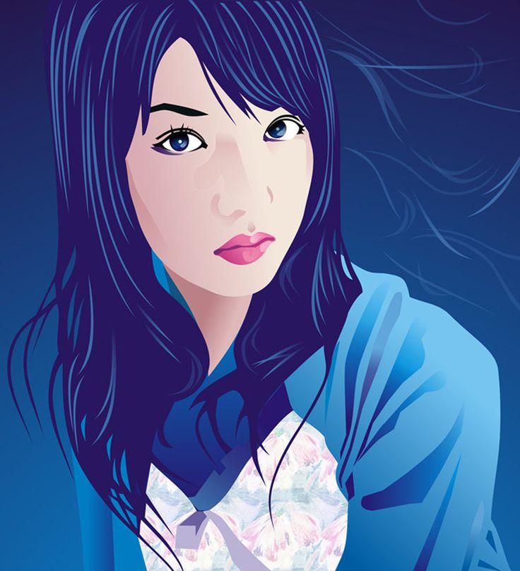 sayumi by ARTbhie.deviantart.com on @DeviantArt