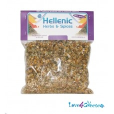 Natural Chamomile packaging 50 gr
