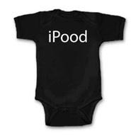 iPood: Babies, Idea, Stuff, Ipood Onesie, Funny, Children, Kid