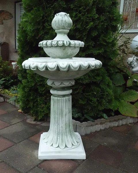 SA-N41 Trinkbrunnen im toskanischen Stil kleiner Kaskadenbrunnen Gartenbrunnen Brunnen