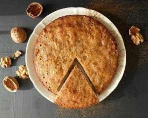 Karidopita - Pastel griego | Cocina