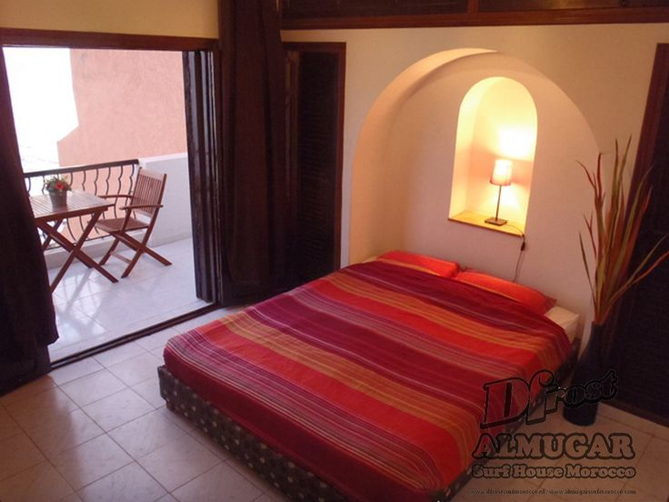 Dfrost Almugar Surf & Yoga House, Morocco lovely rooms
