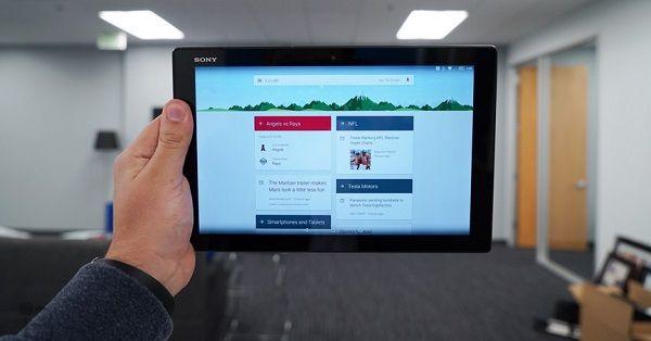 Xperia Z4 Tablet  akhirnya Diluncurkan di Eropa