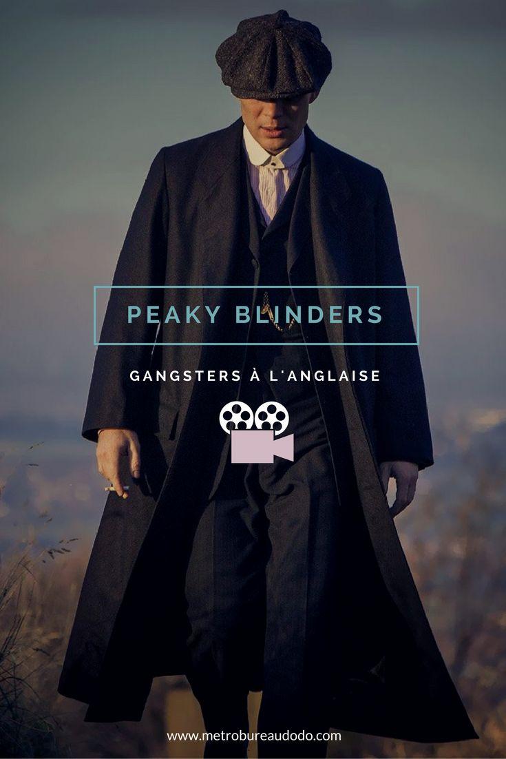 Peaky Blinders : Gansters à l'anglaise. Cette semaine je vous présente une série historique britannique d'une esthétique sans faille. #LaSérieDuvendredi #PeakyBlinders