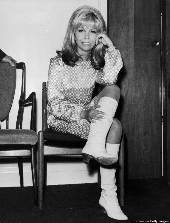 30 besten Nancy Sinatra Bilder auf Pinterest | Musik, 1960er Jahre ...