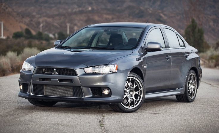 Mitsubishi Lancer 2010 - thats my car car but mines a 2011 same coler and all...