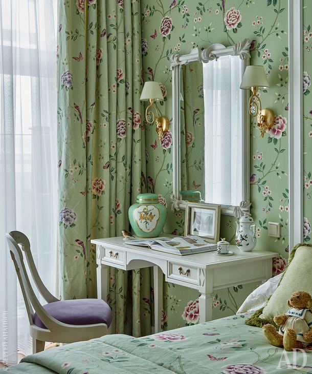 Цветная квартира в Москве, 130 м²