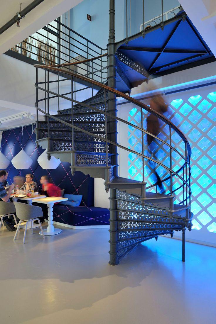 Berühmt Innenarchitektur Industriellen Stil Karakoy Loft Fotos ...