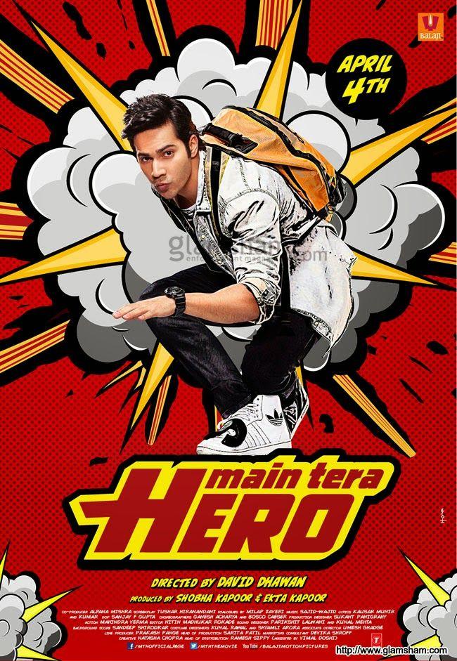 Main Tera Hero 2014 FULL HINDI MOVIE DOWNLOAD