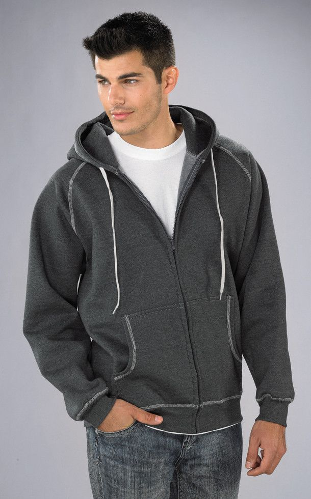 Kings Fashion Extra Heavy Full Zip KP8017 from X-it Corporate