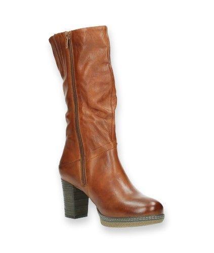 Bruine laarzen SPM - Laarzen - Bent.be