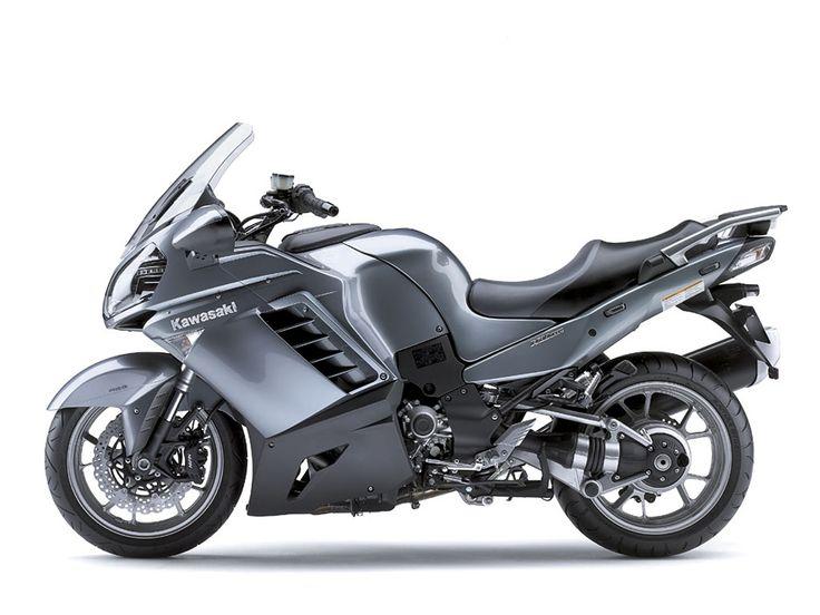 #kawasaki 1400 gtr grand tourer 2011 #motorcycles