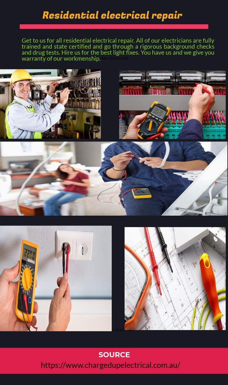 Get to us for all residential electrical repair. All of our electricians are fully trained and state certified and go through a rigorous background checks and drug tests. Hire us for the best light fixes. You have us and we give you warranty of our workmenship.