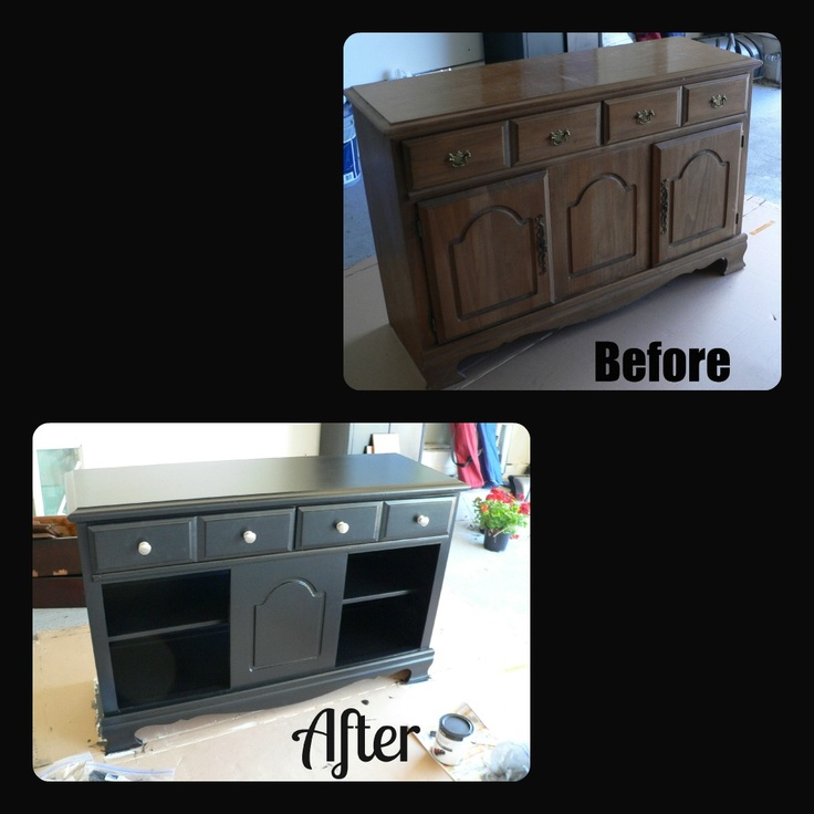 IF ALL ELSE FAILS AND NICK & DADDY CAN'T PART WITH THEIR OLD HAMMY DOWN FURNITURE... WE HAVE MAJOR PROJECTS!