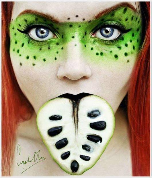 Fruit portraits, sweet