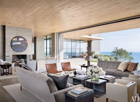 architectural living room - Google Search