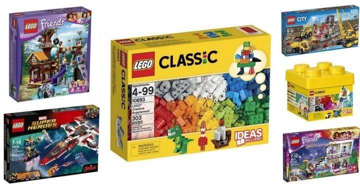 LEGO sets up to 46% off @ Amazon.ca http://www.lavahotdeals.com/ca/cheap/lego-sets-46-amazon/145404?utm_source=pinterest&utm_medium=rss&utm_campaign=at_lavahotdeals