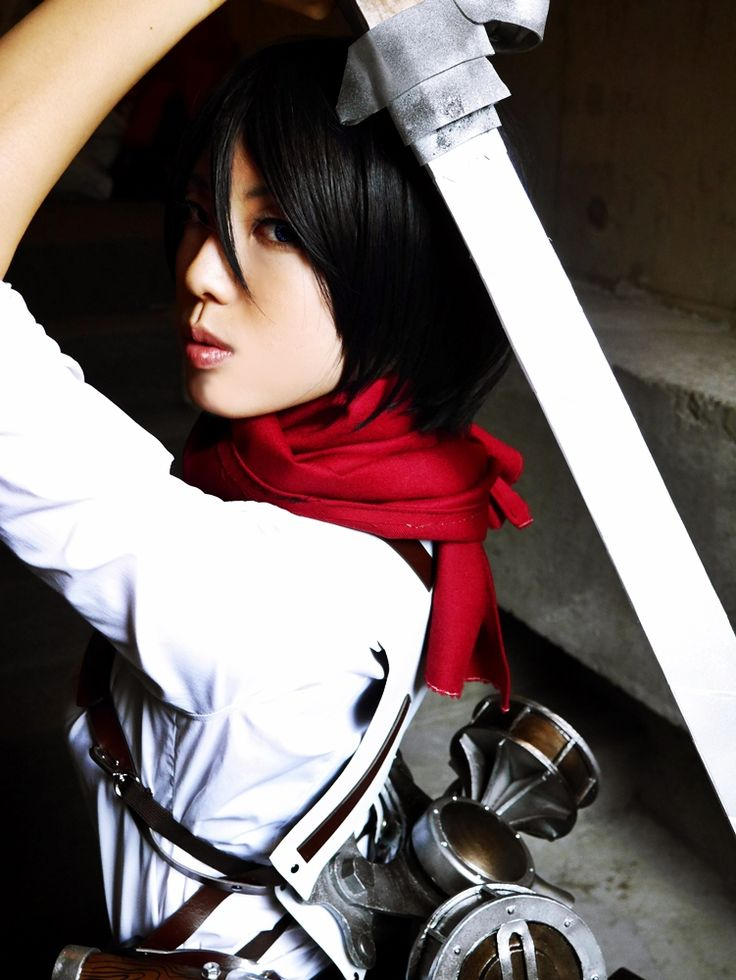 342 best AMAZING COSPLAY: Shingeki no kyogin (Attack on ...