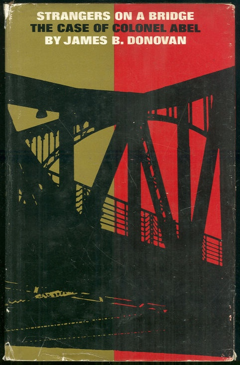 Strangers on a Bridge, by James B. Donovan; recounts the historic spy exchange of Soviet spy Rudolf Abel with American U2 pilot Francis Gary Powers on a Berlin Bridge 50 years ago. Jim Donovan represented Rudolf Abel all the way to the Supreme Court, and recommended the release and subsequent exchange of Abel for Powers. Very 007.