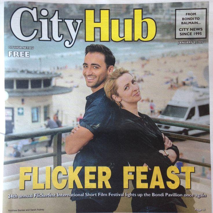 CITY HUB, January 2015