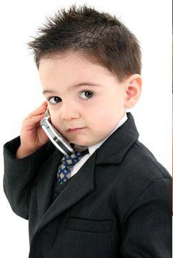 Baby Boy Haircuts Styles