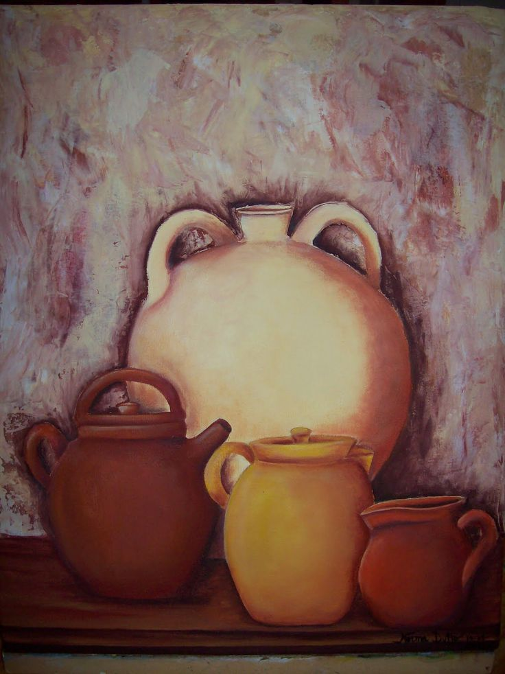 pinturas de vasijas y cacharros - Buscar con Google