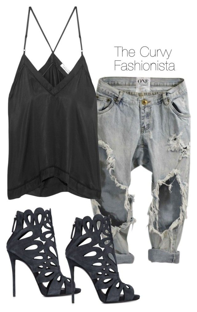 """""""Untitled #327"""" by thecurvyfashionista ❤ liked on Polyvore featuring Étoile Isabel Marant and Giuseppe Zanotti"""