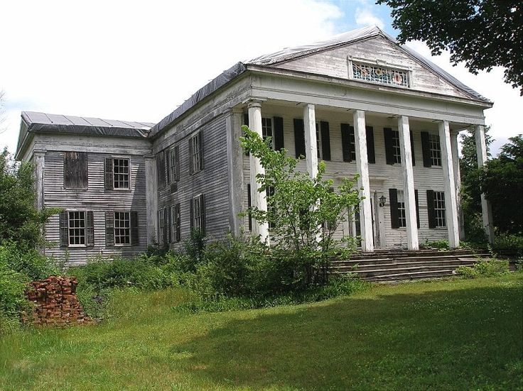 Rumsey Hall in Litchfield County, Connecticut